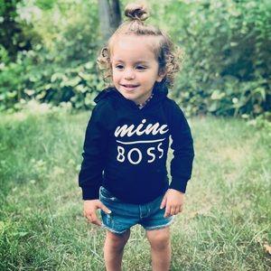 Other - Mini Boss Sweatshirt